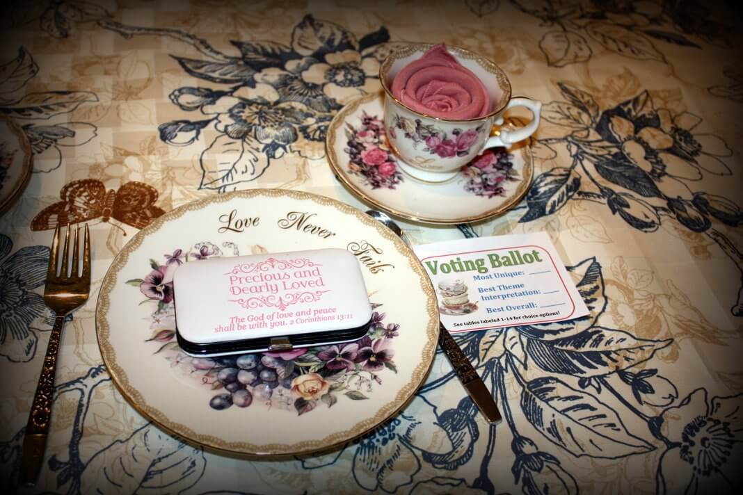 Ladies' Tea Luncheon